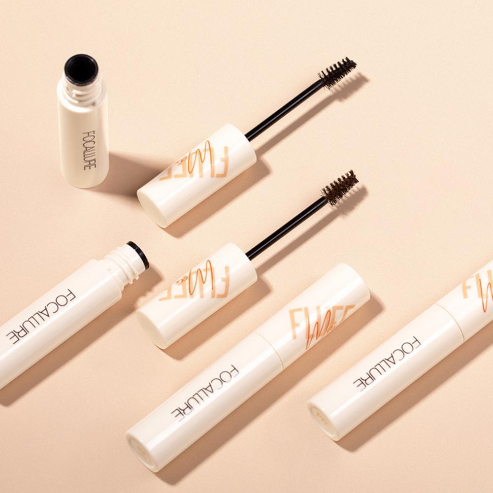 FOCALLURE Waterproof Long-lasting Women Fashion Non Smudge Eyebrow Cream Pencil Cosmetic  Eye Makeup
