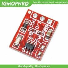 50 pièces nouveau TTP223 bouton tactile Module condensateur type monocanal auto-verrouillage capteur tactile IGMOPNRQ