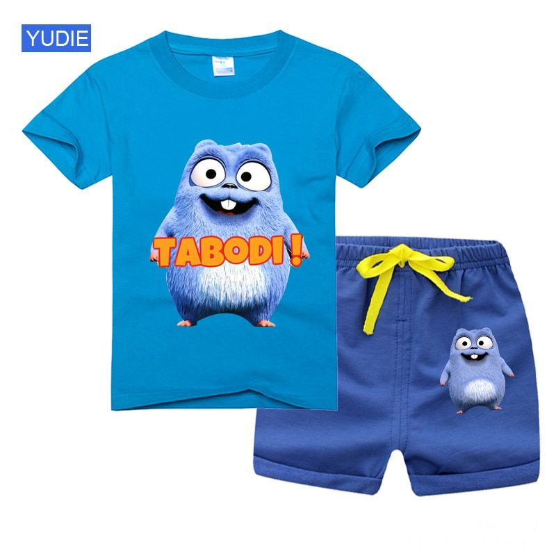 Комплекты, футболки для мальчиков, комплект, летние детские футболки, хлопковые футболки, футболки для мальчиков и девочек, яркая Одежда для...