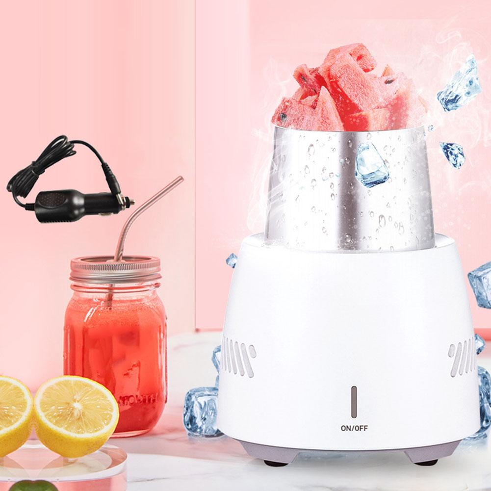 1pc Beverage Fast Cooler Cup Electric Beer Bottle Can Water Soda Drinks Cooling Mug Beverage Cooler Cooling Tools