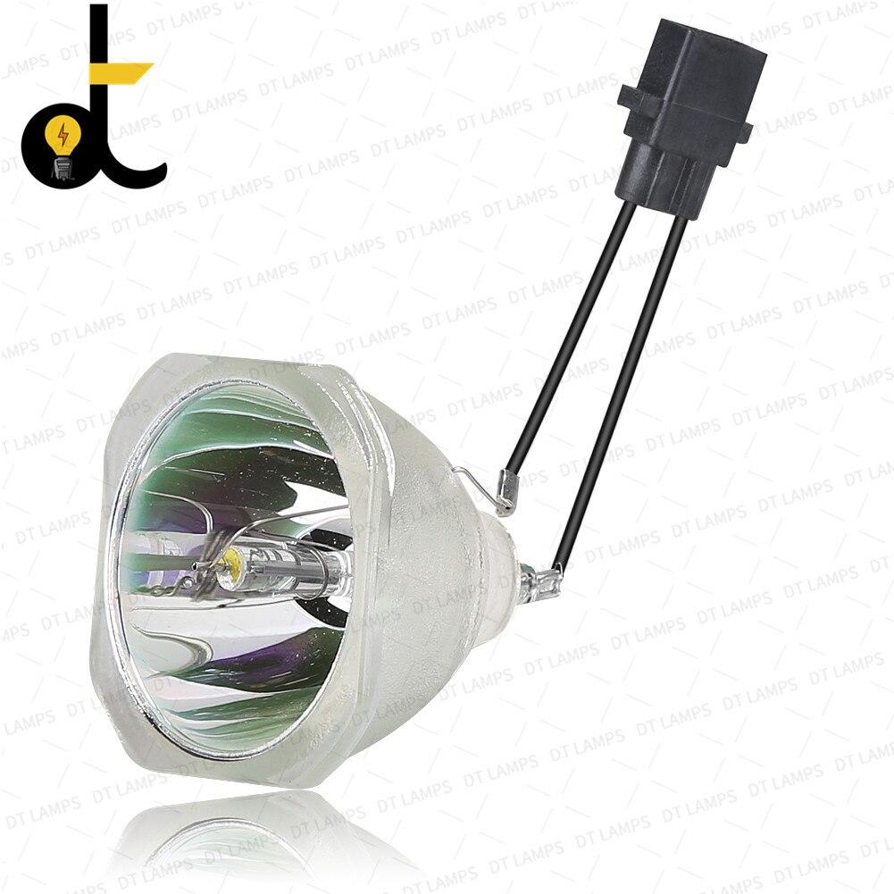 A + lampWick العارض العارية مصباح لمبة ELPLP96 لإبسون السينما المنزلية 1060 2100 2150 660 760 EB-108 EB-2042 EB-960W EB-970 EB-980W
