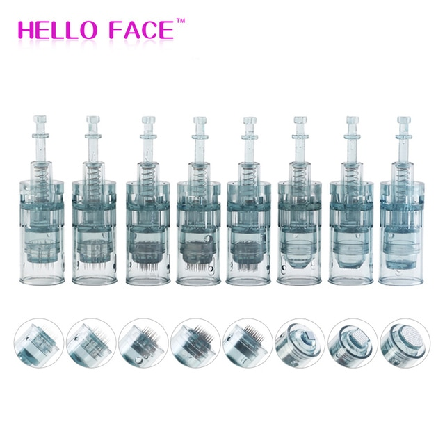 Dr Pen M8 Needle Cartridges Bayonet Cartridges 11 16 36 42  Nano Needle Micro Skin Needling  Are Compatible With Dr pen M8