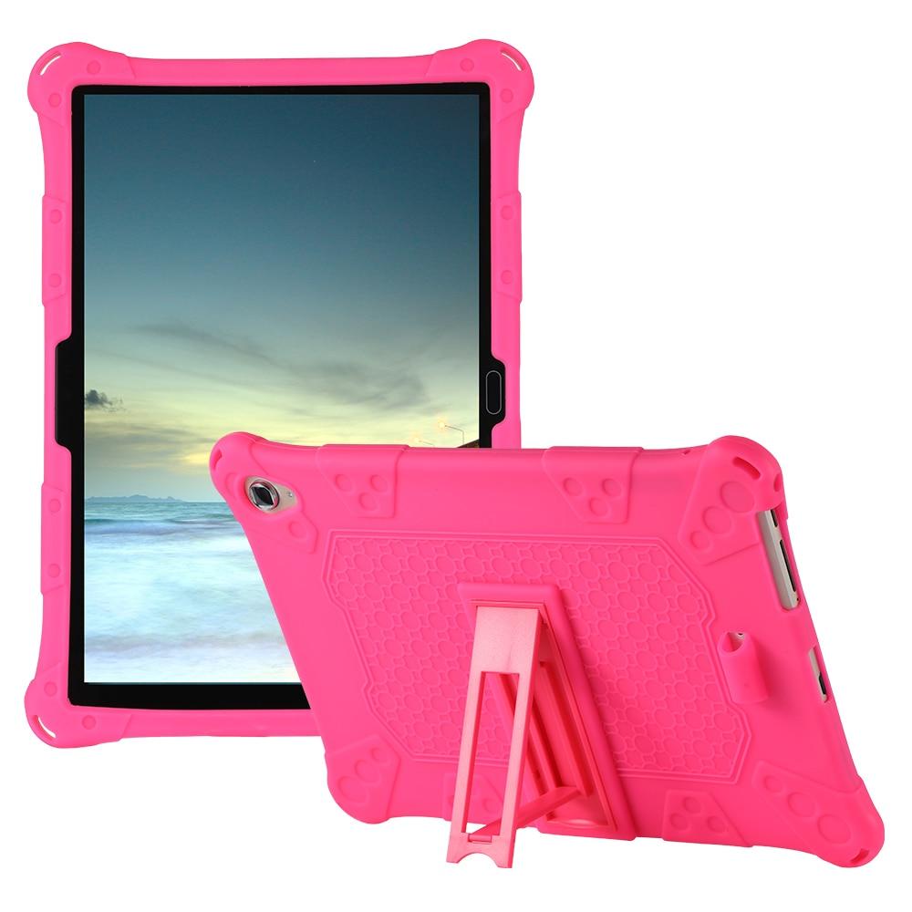 Caso de silicone capa traseira para teclast m18 mtk heliox27 octacore 2.5k 10.8 Polegada tablet escudo protetor