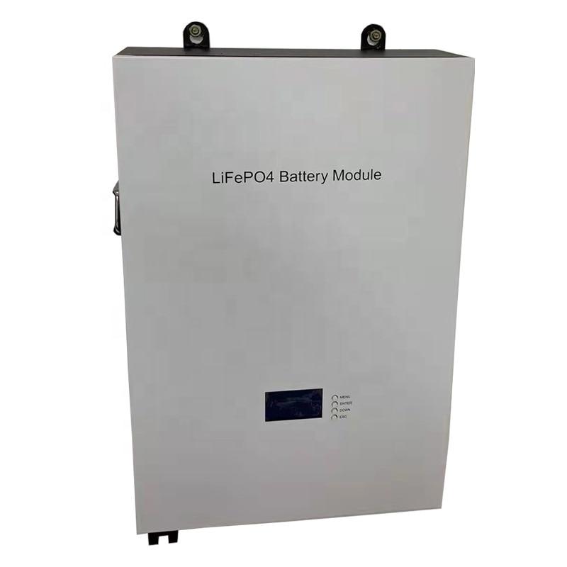 5kw 48 فولت Bms بطارية أيون الليثيوم طاقة الجدار البطارية الشمسية ل Powerwall