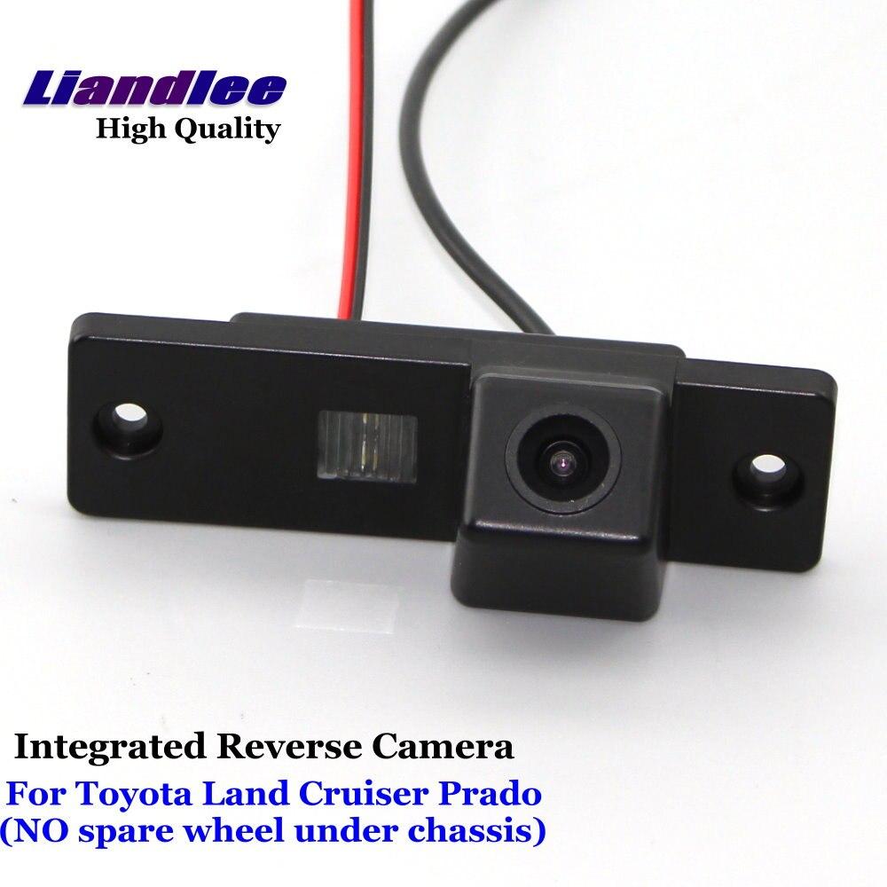 Integrated Special Car Reverse Camera For Toyota Land Cruiser Prado 2010-2016 2017 Car GPS Navigation Camera HD SONY CCD CHIP