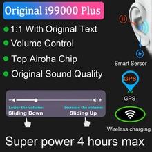 I90000 MAX TWS écouteur sans fil avec Air 2 renommer Bluetooth 5.0 écouteurs Super basses écouteurs PK contrôle du Volume i5000 i9000TWS