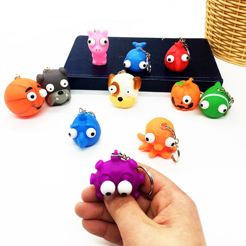2020 New Funny Combination 50 Pieces Extrusive-Solving Fidget Kids Toys Hot Selling Material Benefit Set Wholesale enlarge