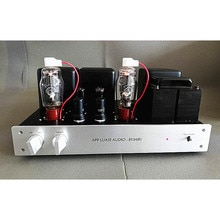 AMPLIFICADOR DE tubo amplificador de tubo de extremo único Star point series FU811 (211.845, 300B) 811A 15w + 15w ancho de banda: 30 HZ-42 khz (-1db)
