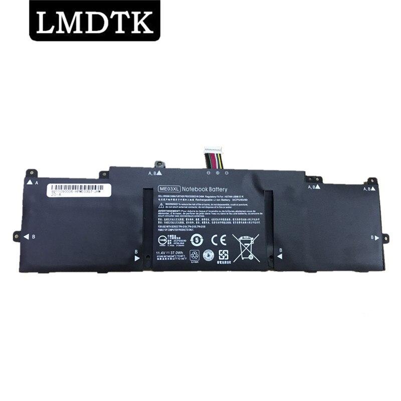 LMDTK جديد بطارية كمبيوتر محمول ل HP تيار 11 13-C010NR ForNotebook ME03XL 787089-421 787521-005 HSTNN-UB6M