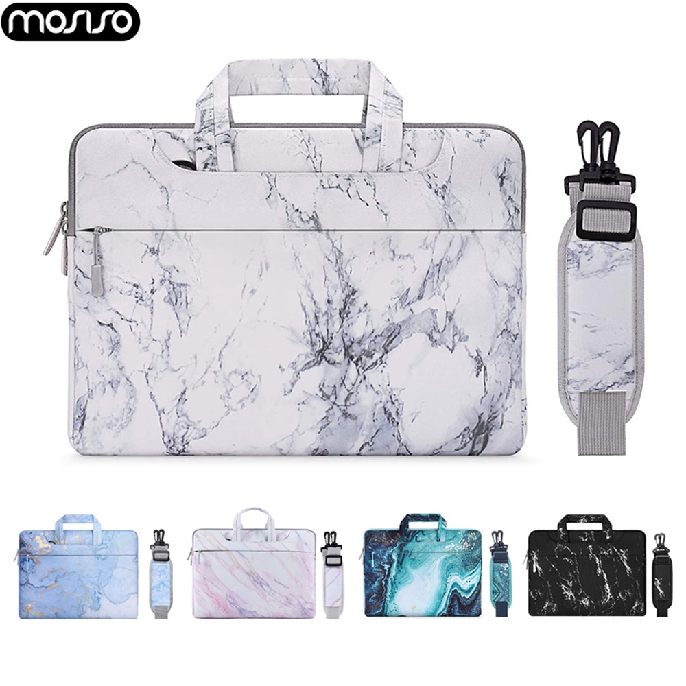 2020 New Laptop Sleeve Bag For MacBook Dell Acer Lenovo Asus 13.3 14 15 15.6 16 inch Notebook Case C