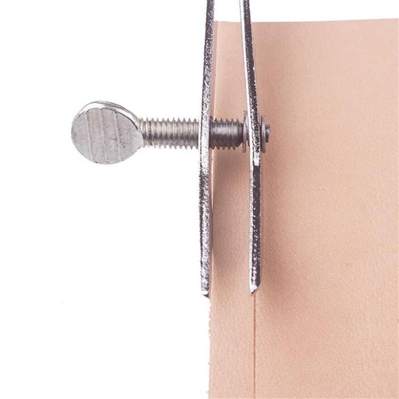 Herramienta de artesanía, herramientas de tallado hechas a mano para estampado de escritura profesional, herramienta de tallado de cuero portátil multiusos plateada