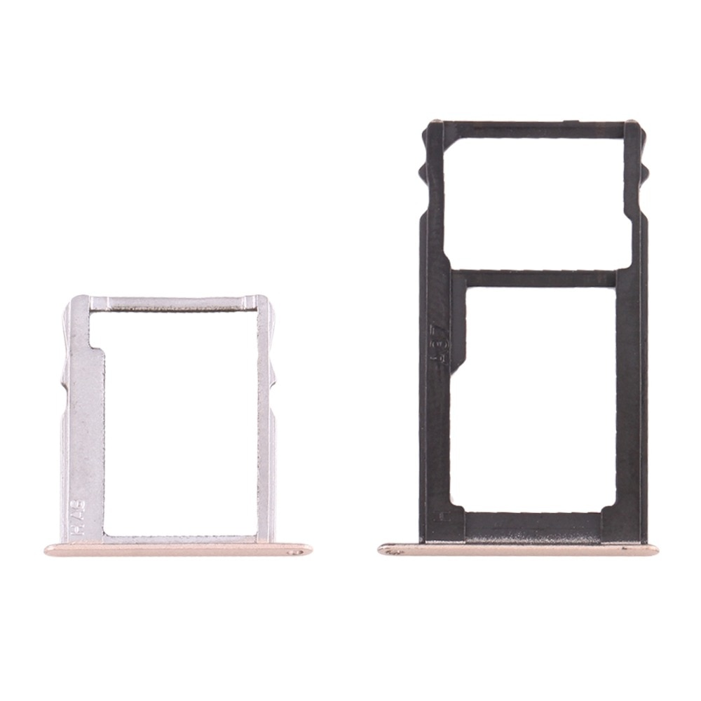 5pcs/lot Micro SIM Card Tray + Micro SD Card Tray For Huawei Honor 5X / GR5 enlarge