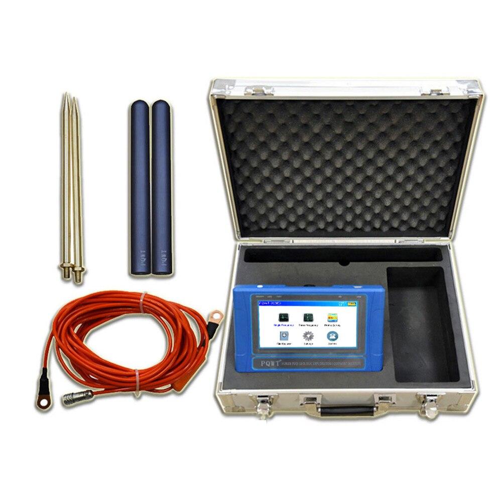 TC500 portable underground water finder mine locator shell water detector