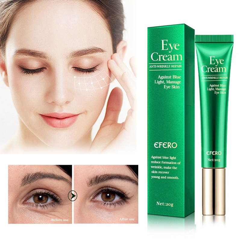 efero eye cream skin care eye essence whitening anti aging anti wrinkle remove dark circles eye creams puffy eyes face cream Eyes Anti Aging Puffiness Essence Cream Skin Care Eye Essence Moisturizing Anti Wrinkle Remove Dark Circles Eye Creams