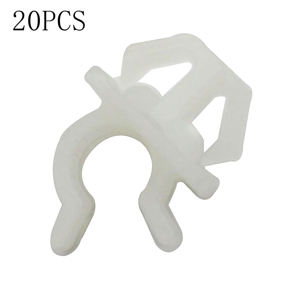 20 piezas para Toyota Auto remaches capucha sombrero Prop soporte guardabarros parachoques...