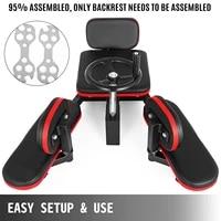 leg stretcher 330lbs leg stretch machine heavy duty steel frame training fitness equipment for home gym