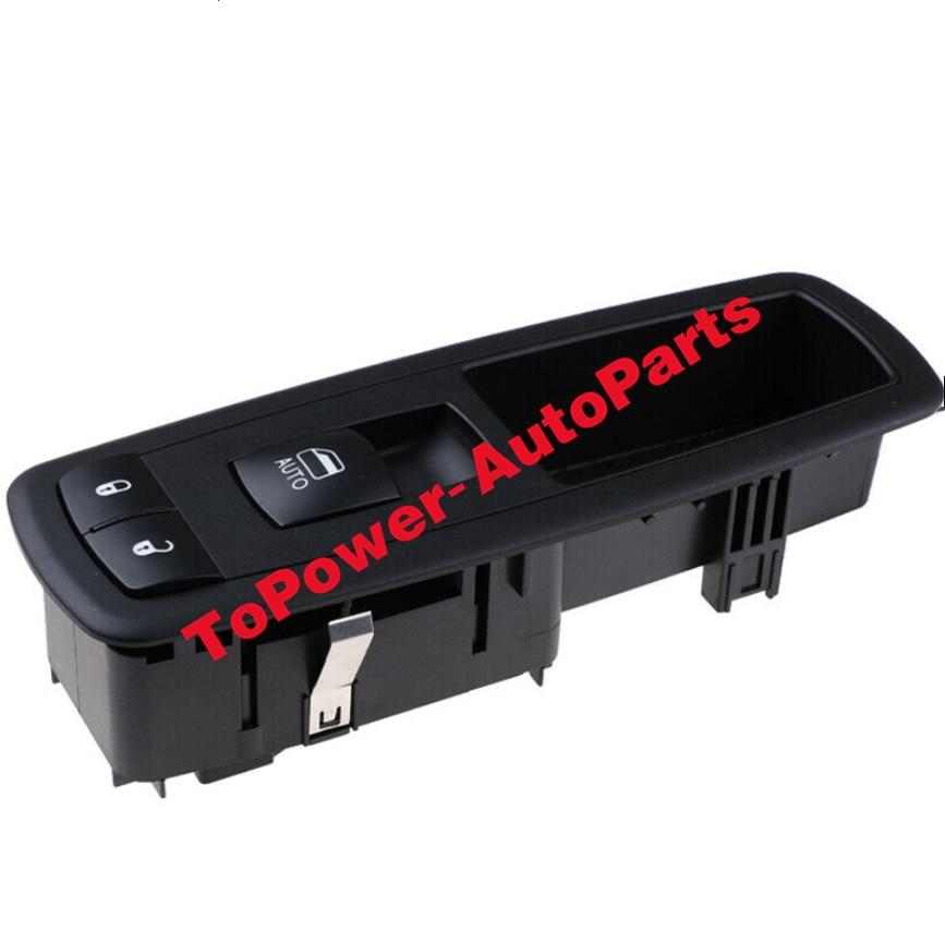 Interruptor de bloqueo de ventana de potencia lado del pasajero delantero 4602544AG para Dodgee Nitro Caravan Journey Chrysler Town & Country Jeepp Liberty