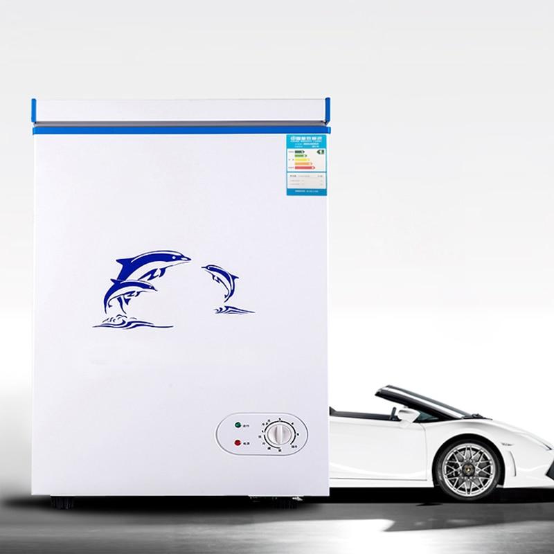 Freezer mini freezer geladeira congelador vertical freezer comercial casa freezer cabinetfreezer recipiente 108l
