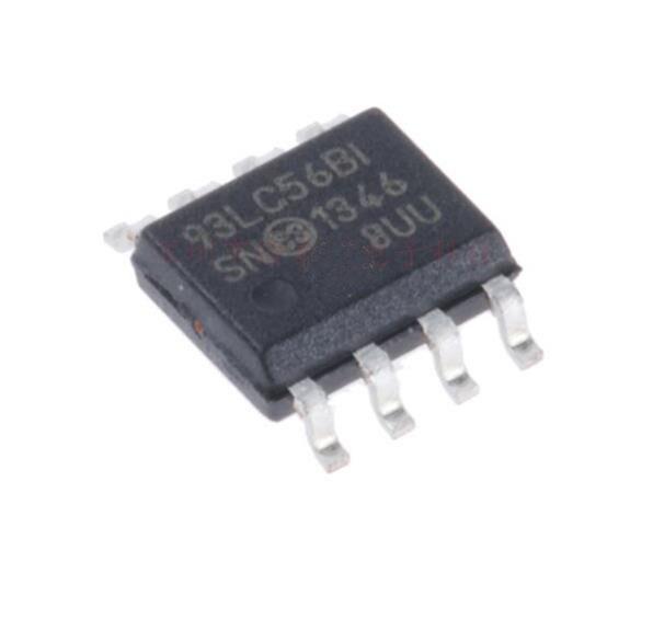 Nuevo original 50 uds/1 lote 93LC56B-I/SN 93LC56BI SOP SN-8