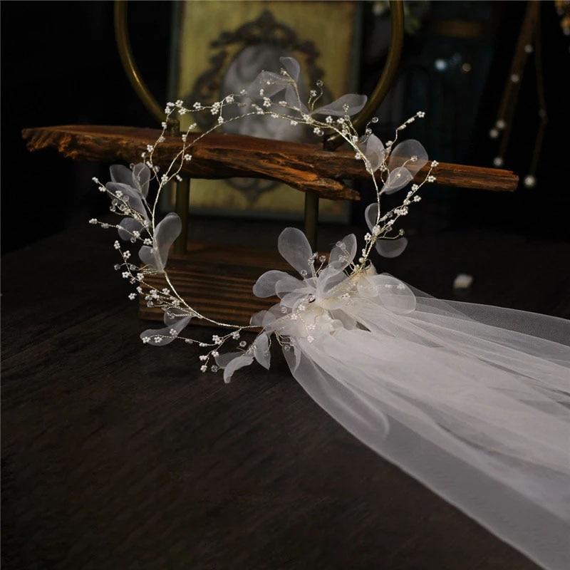 Фата фото свадебная фата с венком свадебное платье аксессуары фото студия расположение фото с косметикой повязка на голову