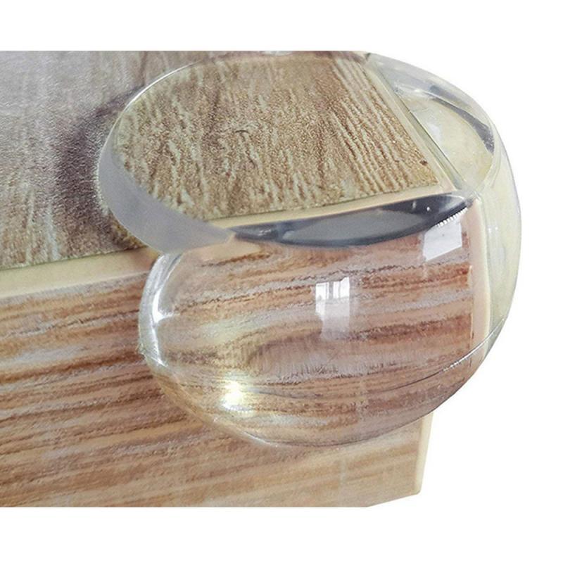 8 шт./лот защита углов для кромок, защита для детей, защита для углов стола, прозрачная защита для углов столкновения