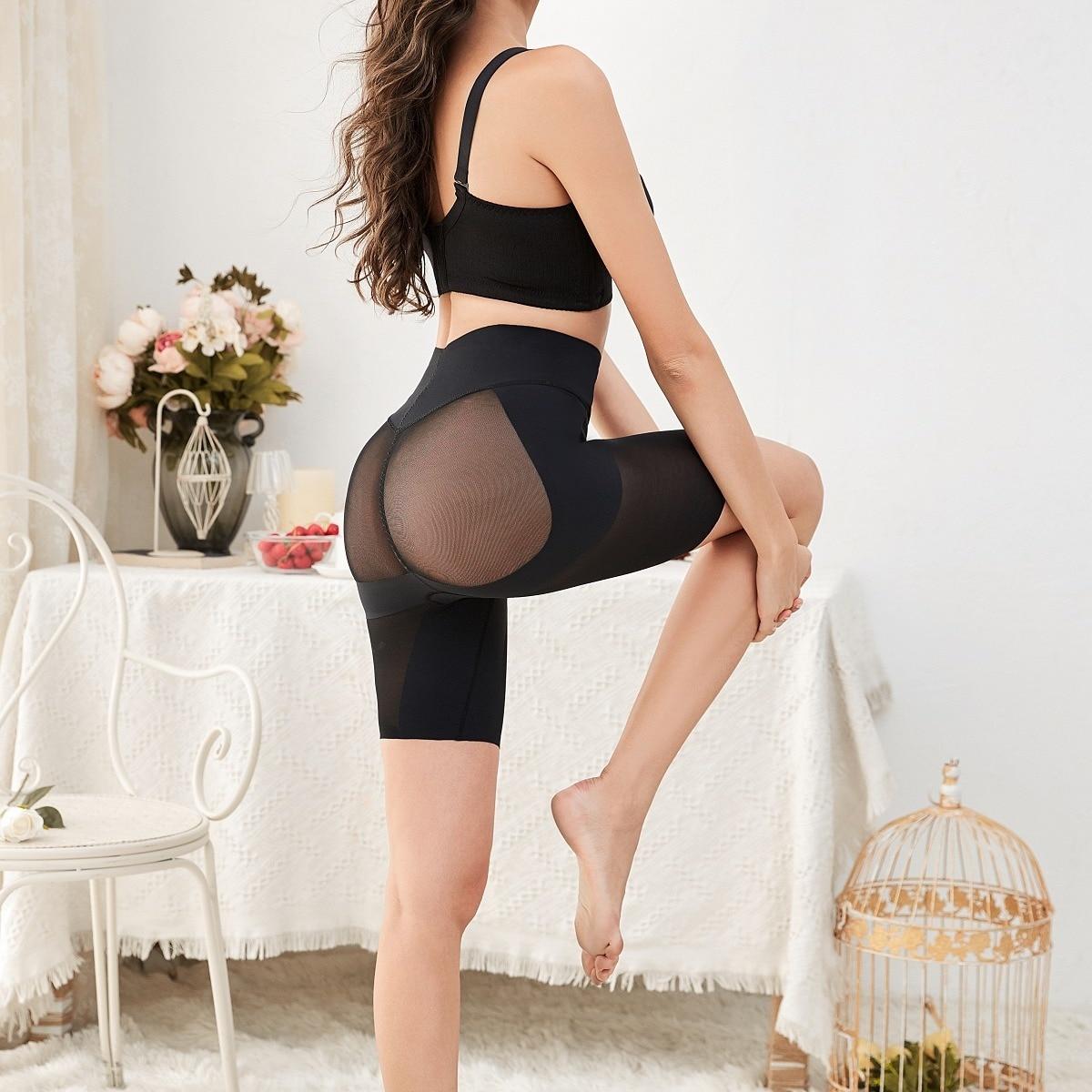 Best Shapers For Women 30Pcs/Lot Graphene Material Bioceramics Technology Panties Slimming Tummy Control Underwear