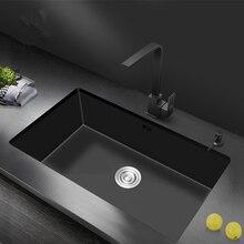 78x43cm sous les éviers de cuisine de bâti unique en acier inoxydable 1.3mm dépaisseur spécial promouvoir