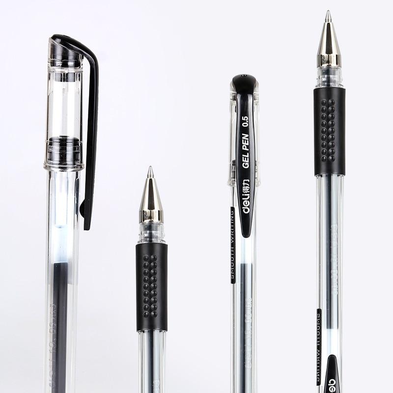 boligrafos-de-gel-para-escuela-y-oficina-suministros-de-papeleria-herramientas-de-escritura-eo-azul-negro-y-rojo-05mm-12-unids-lote