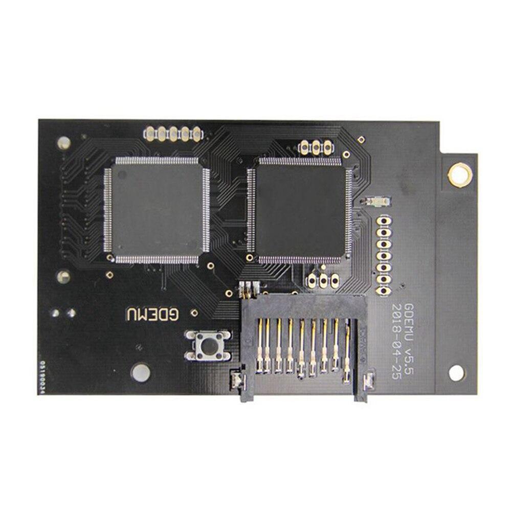 GDEMU بطاقة لوحة محاكاة محرك الأقراص الضوئية GDI CDI V5.5 ل Sega Dreamcast وحدة التحكم إصلاح استبدال جزء