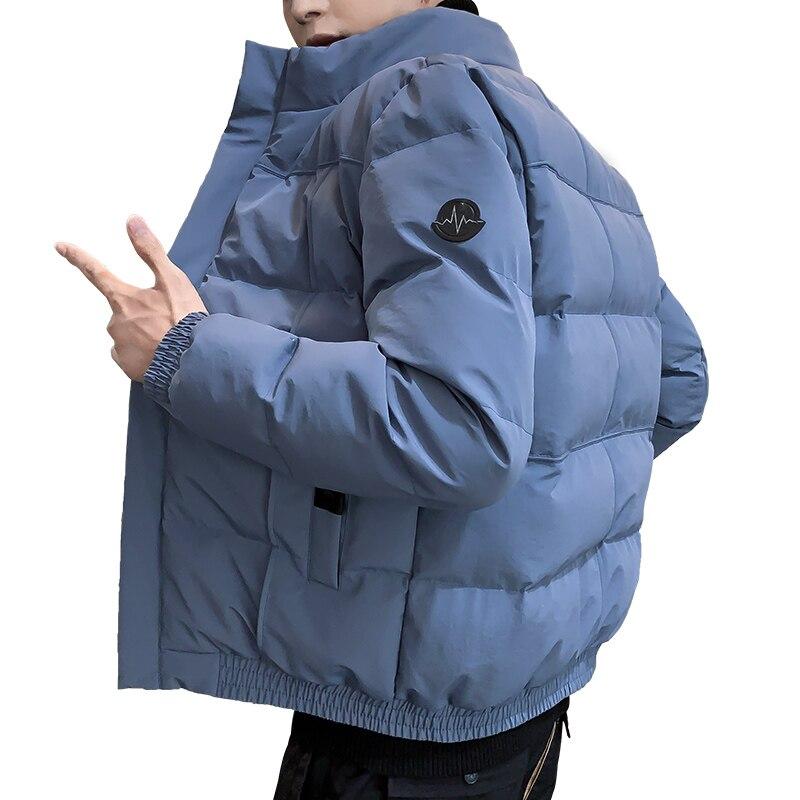 Men Winter Jacket Male Coats Parkas Men -15 Degree Jacket Outdoor Thick Warm Coat Oversized M-4XL