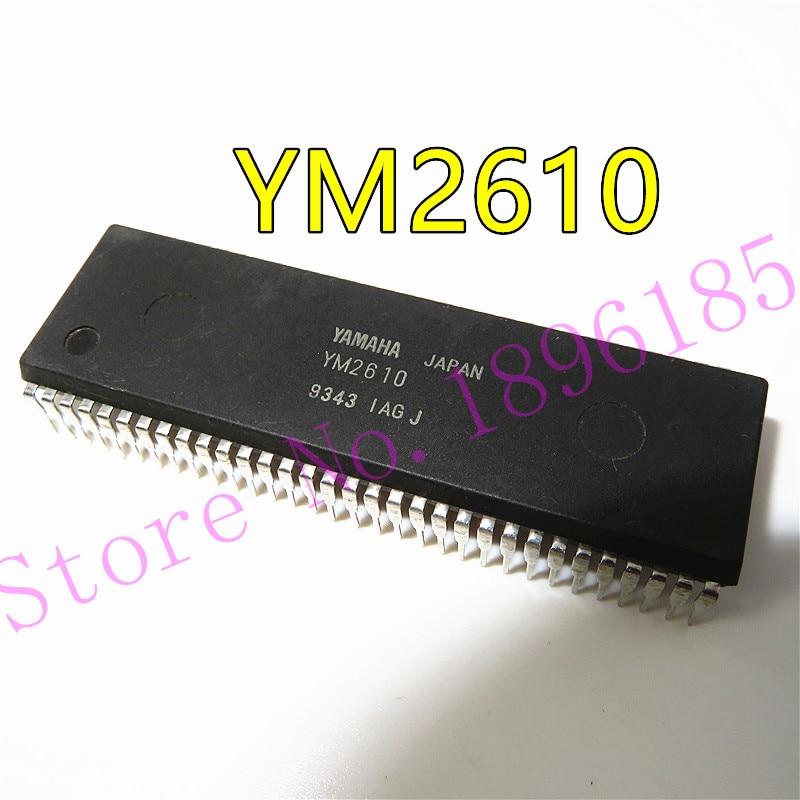 1 unids/lote YM2610B YM2610 DIP-64