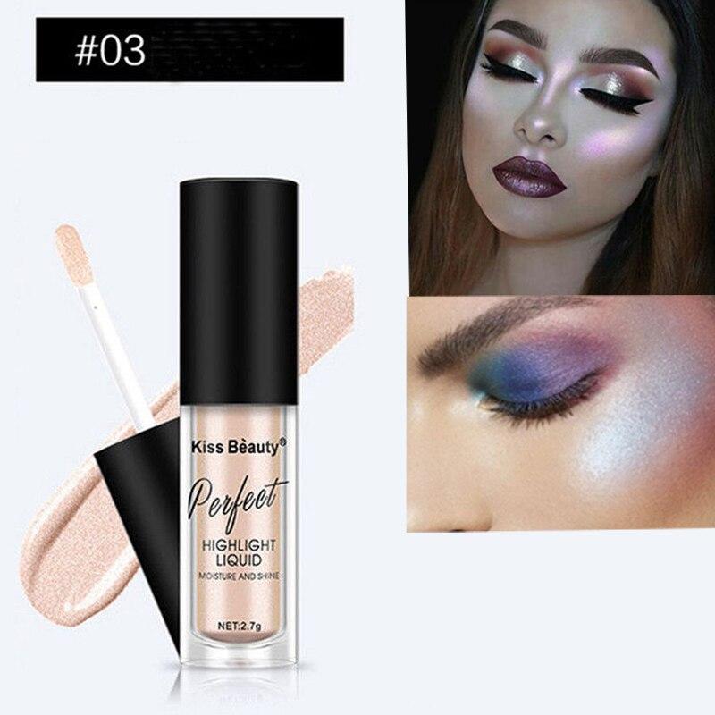 Eye Liquid Highlighter Moisture Makeup Face Eye Bronzer Contour Brightener
