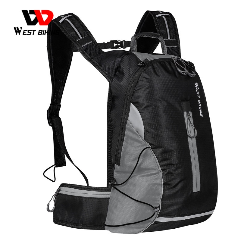 WEST BIKING Cycling Bag Ultralight Outdoor Sports Backpack Bike Bicycle Hiking Mountaineering Travel Backpack 16L Luggage Bags