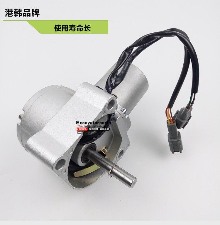 Hitachi excavator  EX200-5 EX200-6 ZX200 Throttle Motor Governor Motor Fuel Motor 4360509 4614911 Warranty 6 MONTHS enlarge
