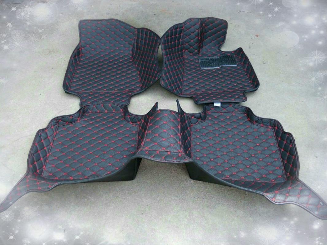 Cubierta completa de dirección derecha RHD alfombra impermeable duradero alfombrillas especiales de coche para Suzuki Jimny SX4 Vitara rápida mayoría de modelos