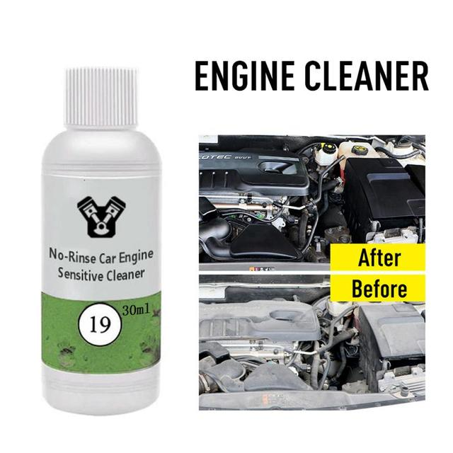 1PCS Car Motorcycle Wash Maintenance Engine Compartment Cleaner Removes Heavy Oil Car Window Cleaner Cleaning Car Wash Tools