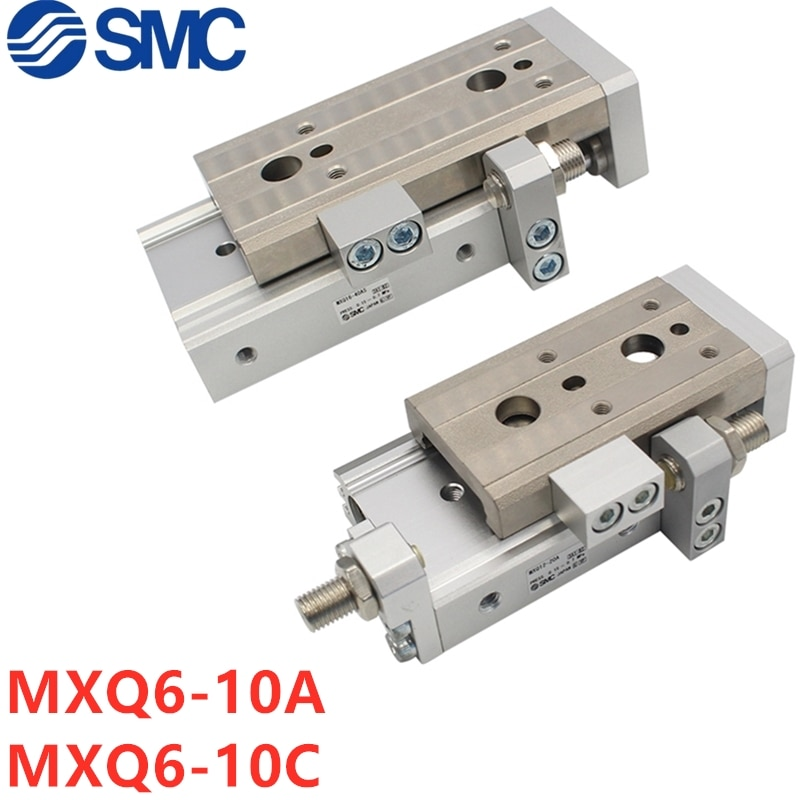 MXQ MXQ6 MXQ6L MXQ6-10A MXQ6-10AS MXQ6-10AT MXQ6-10C MXQ6-10CS MXQ6-10CT NEW SMC Original genuine Slide guide cylinder Pneumatic