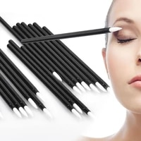 cool 50 pcs disposable makeup lip brush lipstick gloss wands applicator make up must have cosmetic tools