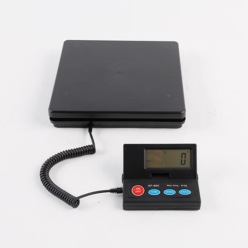 SF-890 البريدية والطرود مقياس الوزن عالية الدقة الأمتعة التجارية المحمولة الإلكترونية 40 كجم 50 كجم