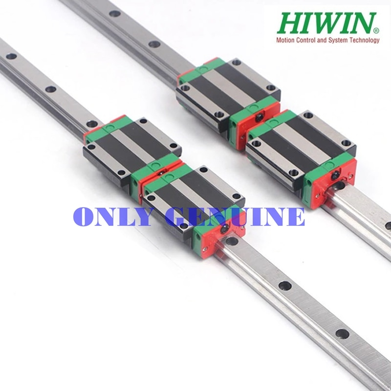 شحن مجاني GCR15 المواد HIWIN الشريحة دليل السكك الحديدية HGR20R-1000 EGR20R-1000 EGR25R-1000 الخطي دليل السكك الحديدية