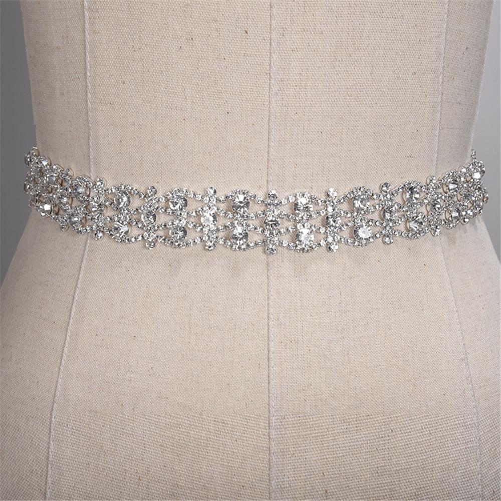 Реальное фото стразы свадебный пояс женский ремень со стразами атласный свадебный пояс для свадебного платья аксессуары