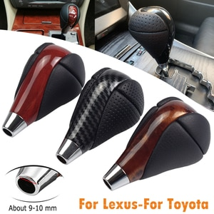 For Toyota Estima Hilux Crown Venza For Lexus RX350 RX450h SC430 CT200h ES300 ES300h ES330 Gear Shift Knob Lever HandBall