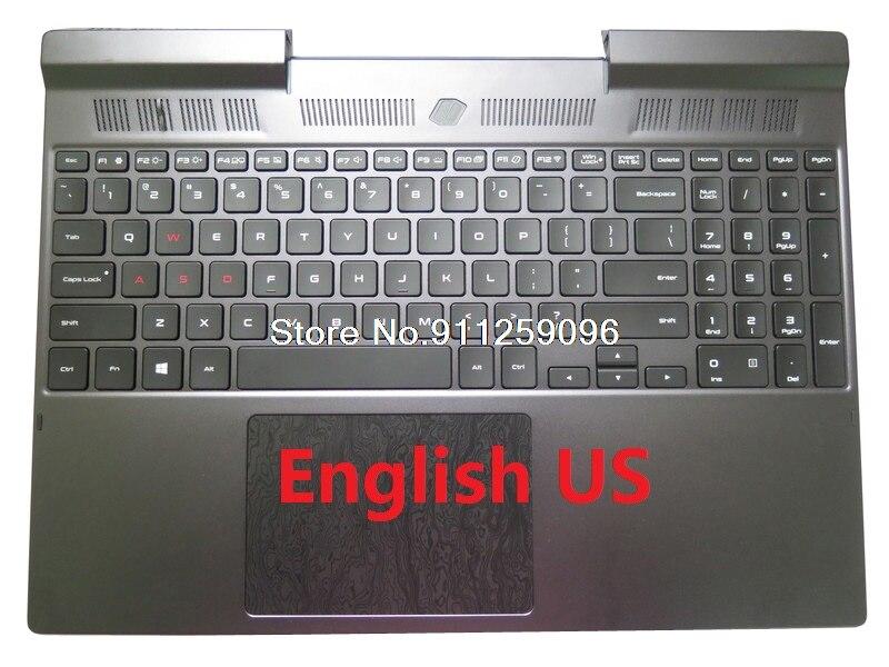 لوحة مفاتيح و لوحة مفاتيح سامسونج NP850XBE 850XBE 850XBC 850XBD كوريا KR الإنجليزية الولايات المتحدة البرازيل BR العلوي غطاء لوحة اللمس