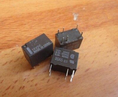 G5V-1 12VDC 6Pin 10PCS