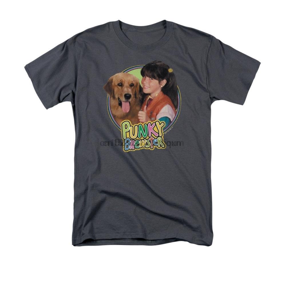 Punky Brewster Punky Minnie Tv Show camiseta tamaños S-3X nueva camiseta caliente moda superior envío gratis official camisetas