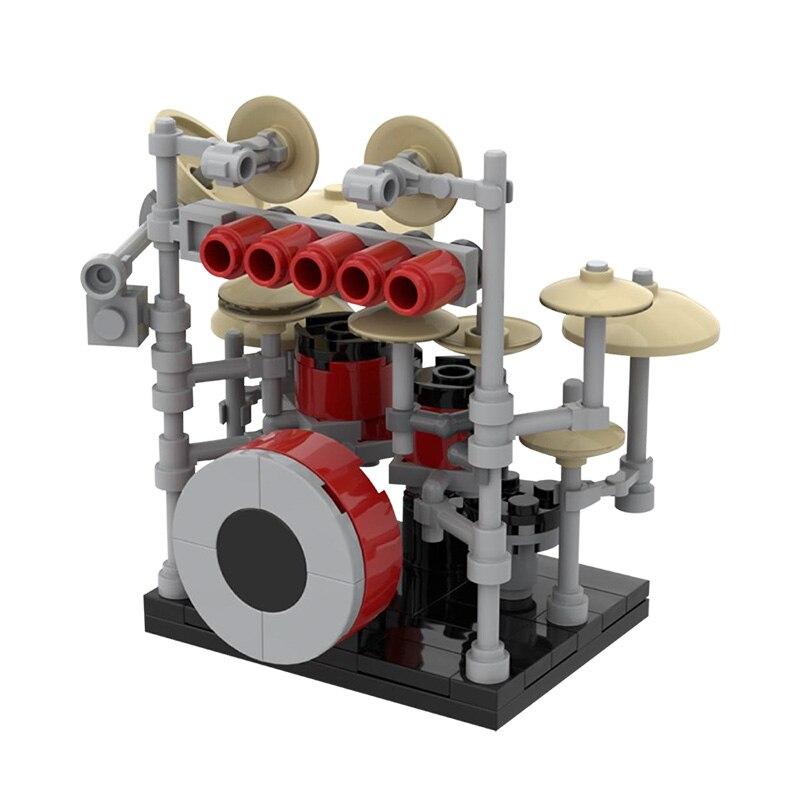 Мпц барабанная установка музыкальная Модель