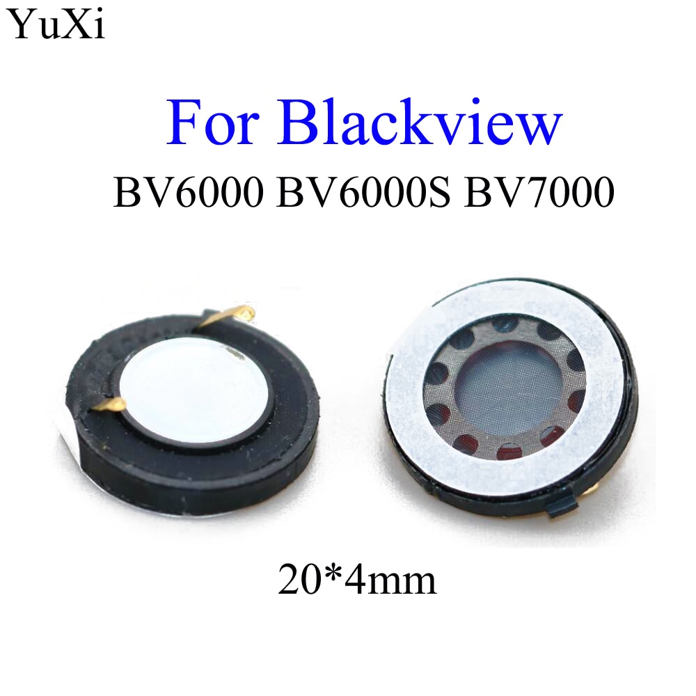 YuXi Новый звуковой громкий музыкальный динамик для Blackview bv6000 BV6000S BV 6000 S BV7000 BV7000 pro мобильный телефон