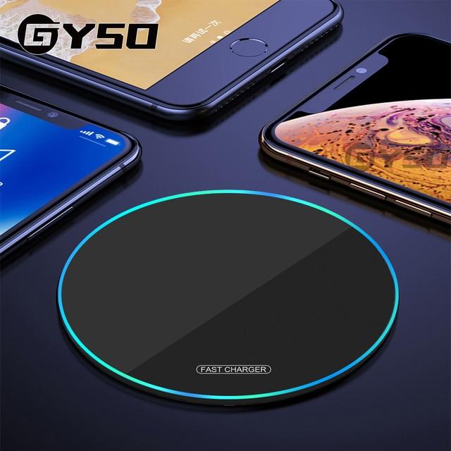 Беспроводное зарядное устройство 30 Вт для iphone 12 Mini 12 Pro Max 8 Plus, беспроводное зарядное устройство Qi для Samsung S9 S10 + Note 9, беспроводные зарядные устройства