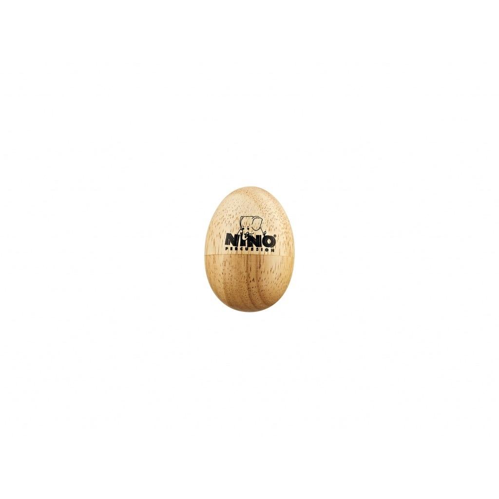 NINO562 Шейкер-яйцо, малый, гевея, штука, Nino Percussion