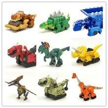 Alliage Dinotrux dinosaure camion amovible dinosaure jouet voiture alliage voiture modèles mini jouet
